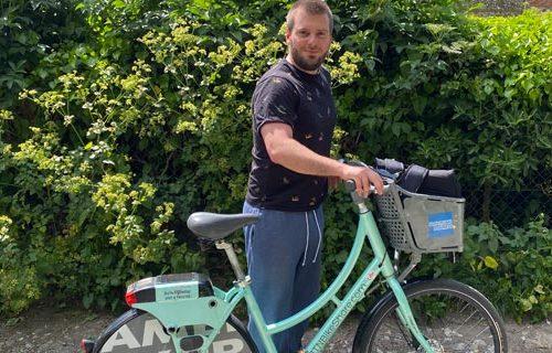cycling in Brighton